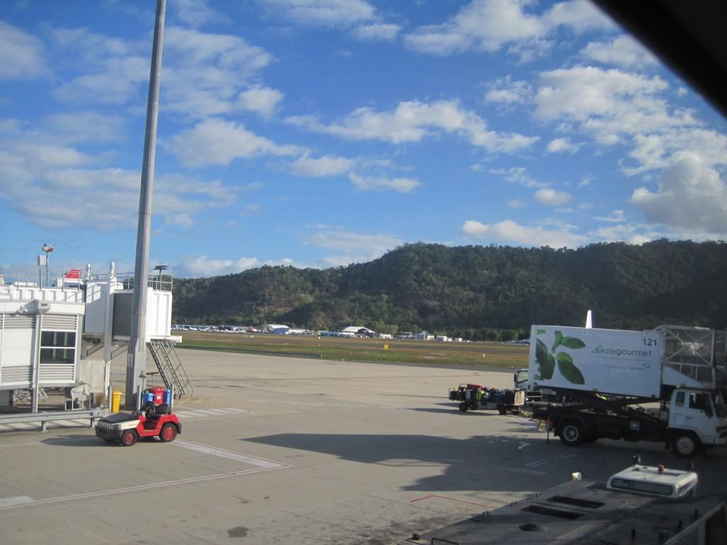 凯恩斯机场